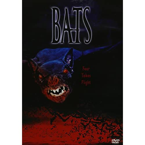 Image 0 of Bats On DVD With Lou Diamond Phillips Horror