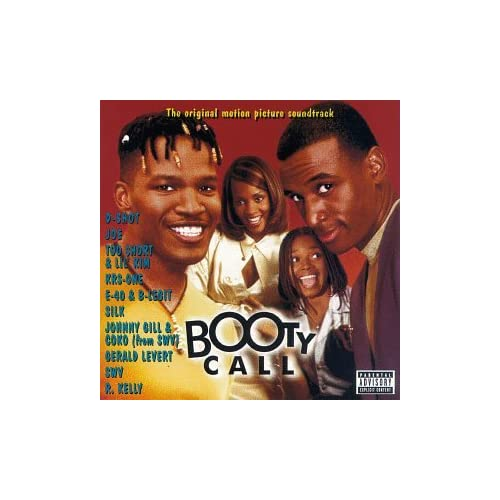 Image 0 of Booty Call: The Original Motion Picture Soundtrack By Robert Folk Composer Vario