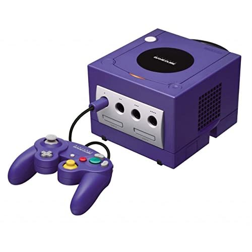 Indigo GameCube System Purple