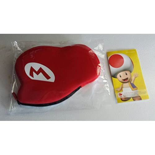 3DS/DS Traveler Case Mario Hat From Club Nintendo