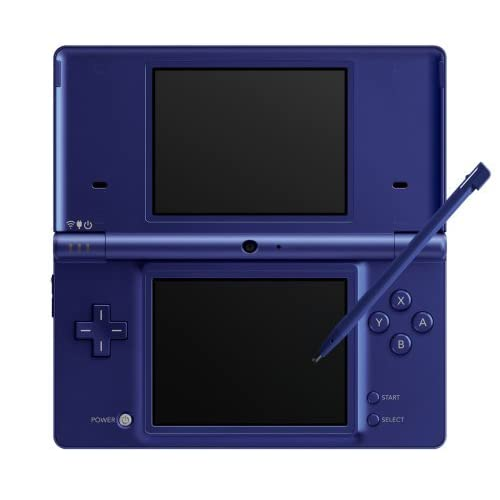 Nintendo DSi Metallic Blue By Nintendo COC658