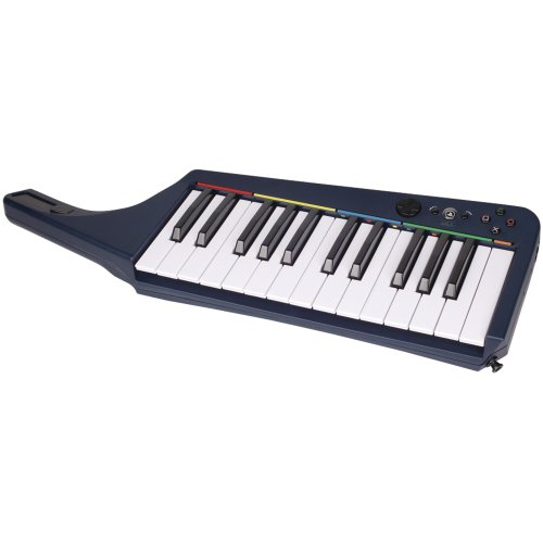 Rock Band 3 Wireless Keyboard For PlayStation 3 PS3 Black RB3971610S34/02/1