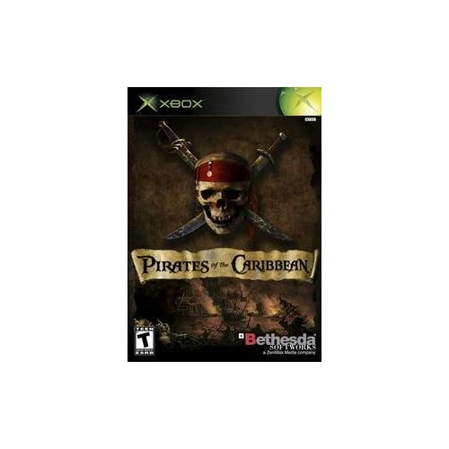 Image 0 of Pirates Of The Caribbean Xbox For Xbox Original