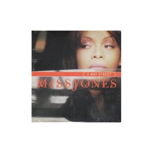 2 Way Street Cd-Single By Miss Jones Background Mario Winans Vocals On