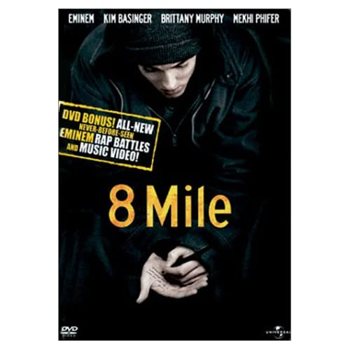 Image 0 of 8 Mile Full Screen Edition On DVD with Eminem