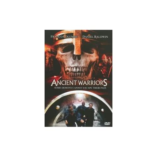 Image 0 of Ancient Warriors On DVD With Franco Columbu