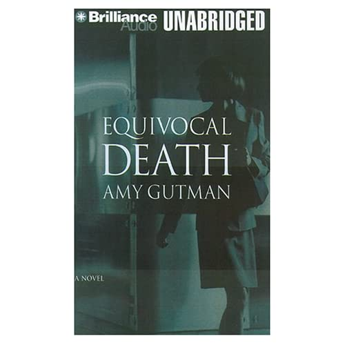 Image 0 of Equivocal Death By Amy Gutman And Amy Mcwhirter Reader On Audio Cassette
