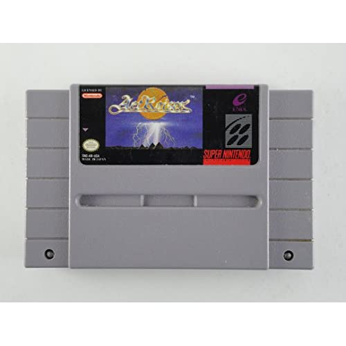 Actraiser Nintendo Super NES For Super Nintendo SNES RPG