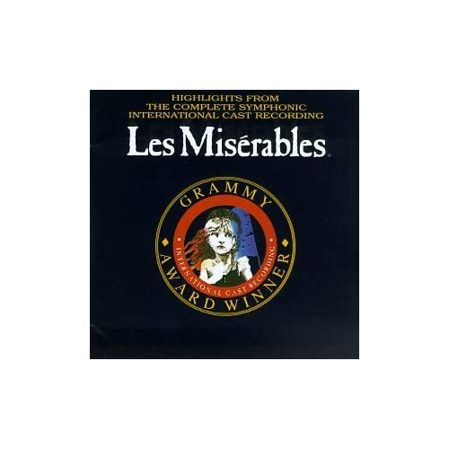 Image 0 of Les Miserables Highlights On Audio CD