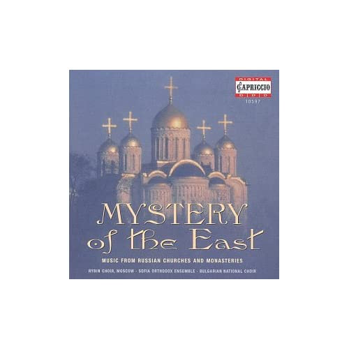 Image 1 of Mystery Of The East: Music From Russian Churches And Monastaries By