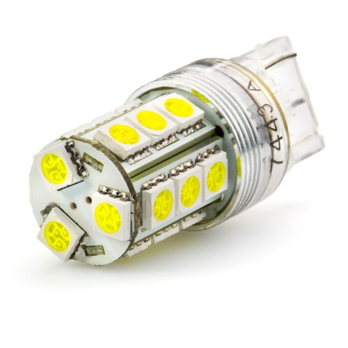 Cbconcept 2X7443-18SMD-CW 18 High Power SMD5050 Leds T20 16MM Wedge