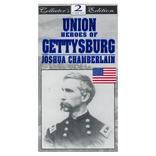 Image 0 of Union Heroes Of Gettysburg On VHS