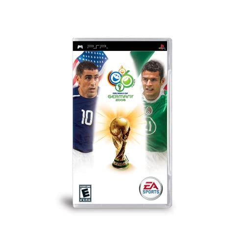 2006 FIFA World Cup Sony For PSP UMD Soccer