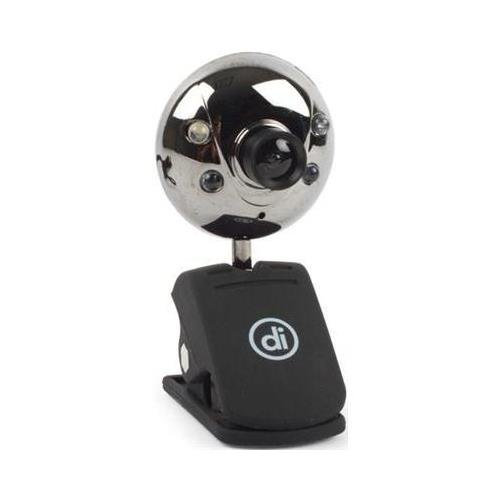 Image 0 of Digital Innovations 4310100 Micro Innovations ChatCam 0.3 Megapixel USB Webcam