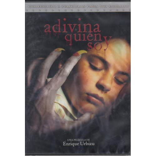 Image 0 of Adivina Quien Soy On DVD Horror