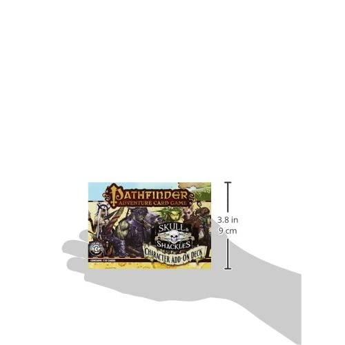 Image 3 of Pathfinder Adventure Card Game: Skull And Shackles Character Add-On