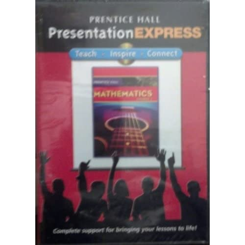 Image 0 of Prentice Hall Math Course 3 Presentation Express Cd-Rom Software