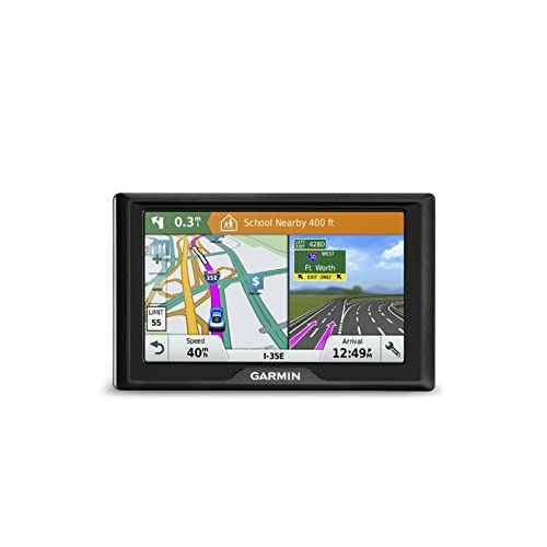 Image 0 of Garmin Drive 51 USA Lm GPS Navigator System With Lifetime Maps Spoken Turn-By-Tu