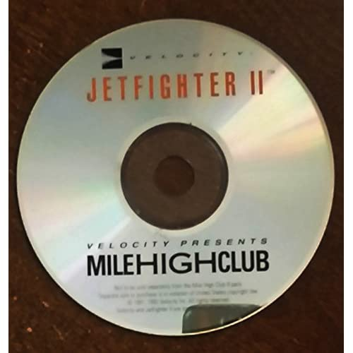 Image 0 of Jetfighter II PC Game Software