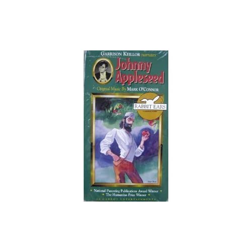 Image 0 of Johnny Appleseed On VHS