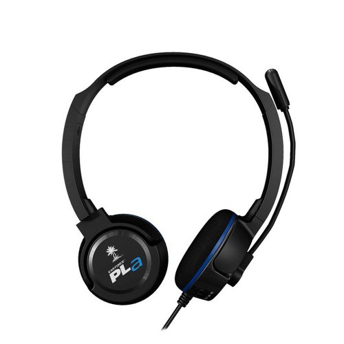 turtle beach ear force pla gaming headset ps3 for. Black Bedroom Furniture Sets. Home Design Ideas