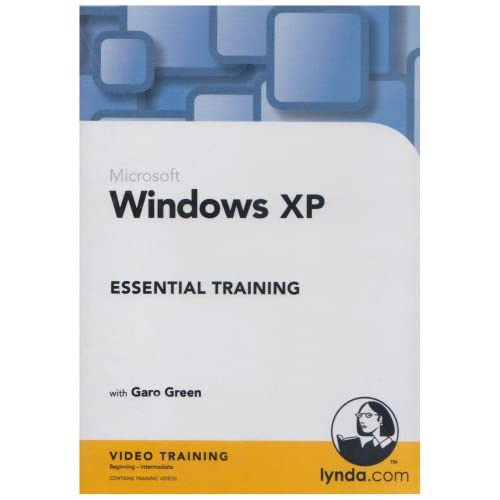 Image 0 of Lyndacom Windows XP Essential Training MacOSx Win 00 XP CD Isbn Number 1-930727-
