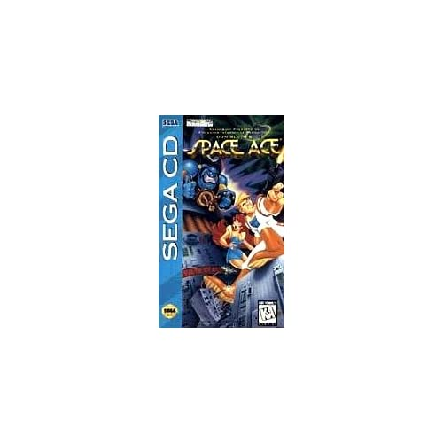 Space Ace For Sega CD