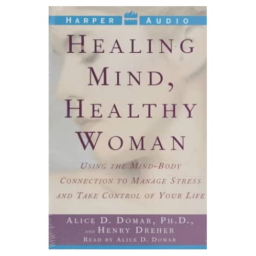 Image 0 of Healing Mind Healthy Woman By Domar Alice Dreher Henry Domar Alice Reader On Aud