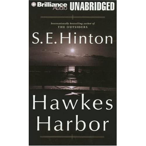 Image 0 of Hawkes Harbor By Hinton S E Hill Dick Reader On Audio Cassette