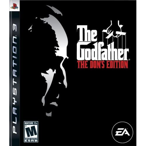 The Godfather The Don's Edition PlayStation 3 For PlayStation 3 PS3