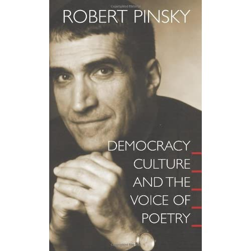 Democracy Culture And The Voice Of Poetry: The University Center For