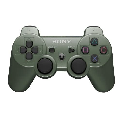 PS3 Dualshock 3 Wireless Controller Jungle Green For PlayStation 3 Gamepad CCY61
