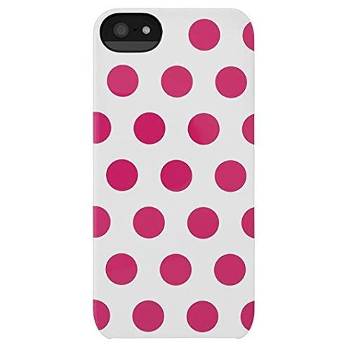 Image 0 of Incase Dots Snap Case For iPhone 5 5S SE White / Pink Dots CL69101