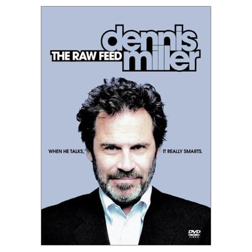 Image 0 of Dennis Miller The Raw Feed On DVD