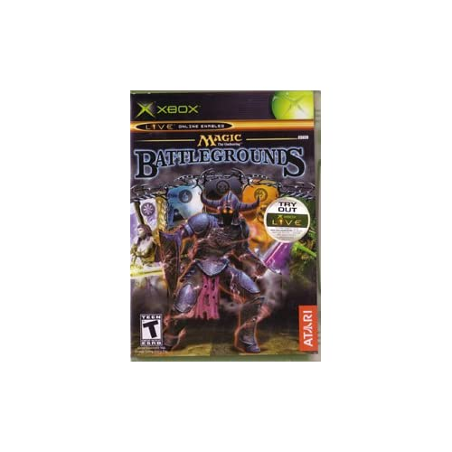 Image 0 of Magic The Gathering: Battlegrounds For Xbox Original