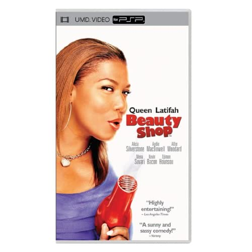 Beauty Shop UMD For PSP