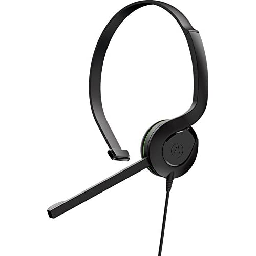 PowerA Chat Headset For Xbox One Microphone Mic NZX324 Portable System