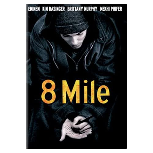 8 Mile Full Screen Edition On DVD