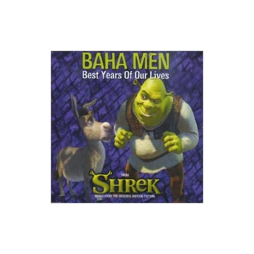 Image 0 of Best Years Of Our Lives / It Is By Baha Men On Audio CD Album 2002