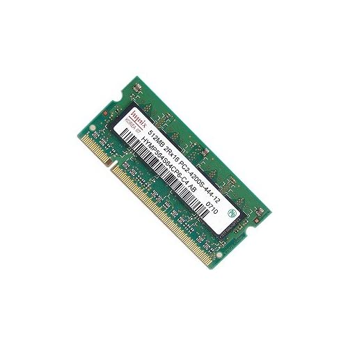 Hynix 512 MB DDR2 Ram SODIMM DDR2 PC2-4200 533 MHz 200-PIN