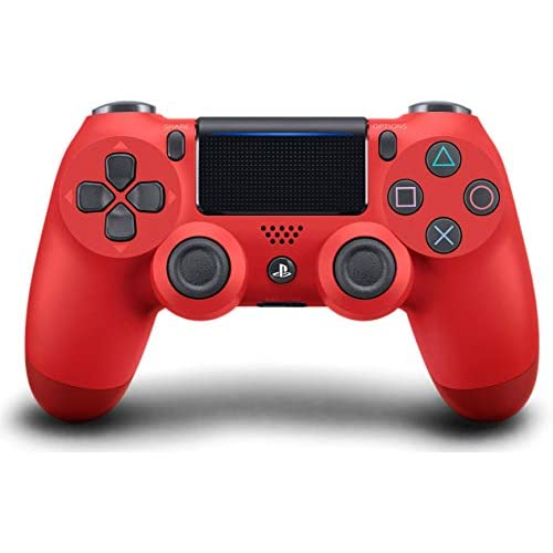 Image 0 of Sony Dualshock 4 Wireless Controller Red Renewed For PlayStation 4