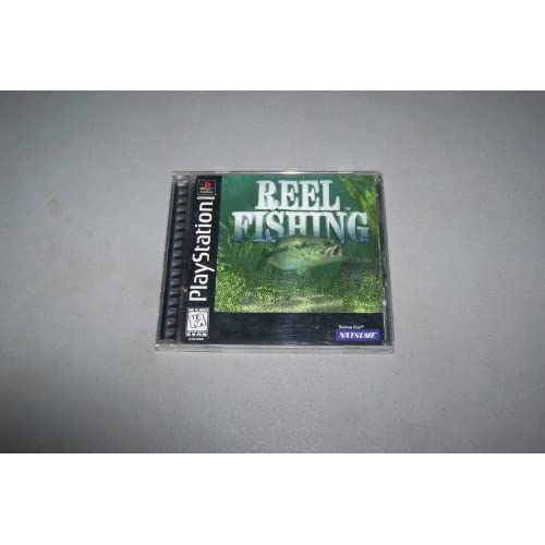 Image 0 of Reel Fishing For PlayStation 1 PS1