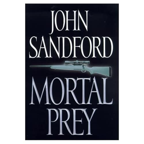 Image 0 of Mortal Prey By John Sandford On Audio Cassette