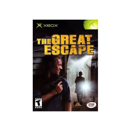 Image 0 of The Great Escape Xbox For Xbox Original