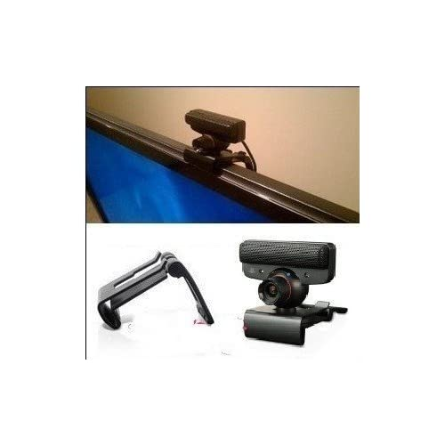 Image 0 of Mounting Clip For Ps-Eye Camera PS3 PlayStation Move For PlayStation 3 Black RFJ