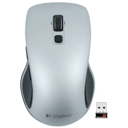 Image 0 of Logitech Wireless Mouse M560 Light Silver With Unifying Receiver