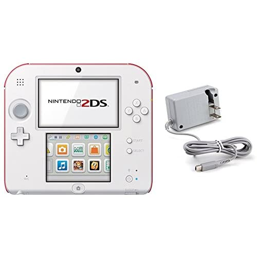 Nintendo 2DS With AC Adapter Choose Your Own Edition And Color