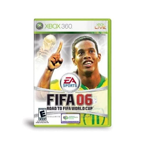 FIFA 2006 For Xbox 360 Soccer