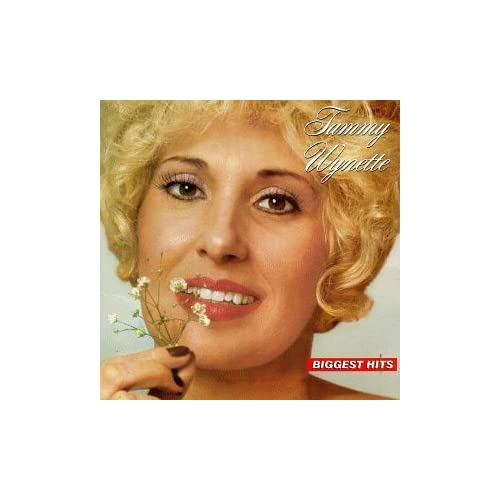 Biggest Hits By Tammy Wynette On Audio Cassette