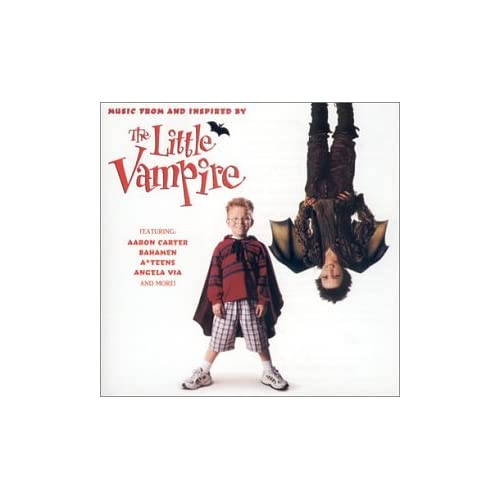 Image 0 of The Little Vampire: Music From And Inspired By 2000 Film On Audio CD